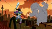 Clarence episodio - Zoquete y McDecerebrado - 07