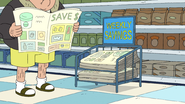 Clarence episode - Lost in the Supermarket - 034