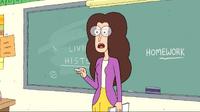Rough Riders Elementary episode - Numero 17