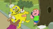 Clarence episodio - La chica misteriosa - 092