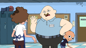 Clarence episode - Lost in the Supermarket - 071