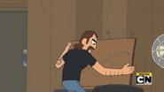 Clarence episodio - Tejones y búnkers - 035