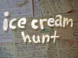 Cacería de helados