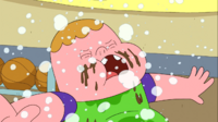 Clarence episodio - Ojos enlodados - 074