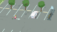 Clarence episode - Just Wait in the Car - 01