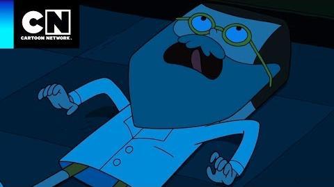 ¡Yo soy el que asusta! Clarence Un Halloween no tan de terror Cartoon Network