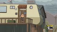 Clarence episodio - Tejones y búnkers - 036