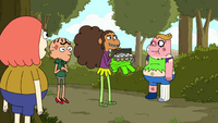 Clarence episode - Dare Day - 079