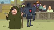 Clarence episodio - Mercado medieval - 023