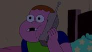 Clarence episodio - La chica misteriosa - 042