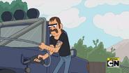 Clarence episodio - Tejones y búnkers - 010