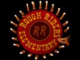 Escuela Rough Riders/Transcripción