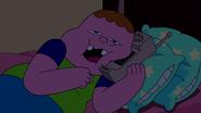 Clarence episodio - La chica misteriosa - 041
