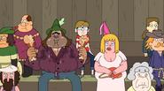 Clarence episodio - Mercado medieval - 054