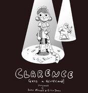 Clarence gets a Girlfriend - Obra de Arte