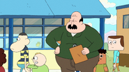 Clarence episode - Officer Moody - 017