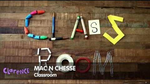 Clarence - Mac N Chesse