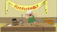 Clarence episodio - Pizza héroe - 0107