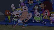 Clarence episodio - Bucky y el búho - 0105