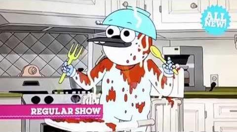 Cartoon Network - New Episodes October 9 (Preview) Regular Show Steven Universe Space Race-0