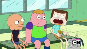Clarence Gets a Girlfriend episode - imagen n 14