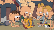 Clarence episodio - Tejones y búnkers - 028