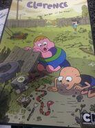 Clarence Comic Captura