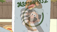 Clarence episodio - Pizza héroe - 094