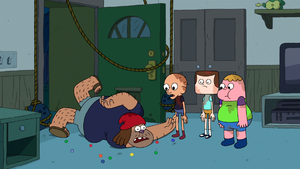 Clarence - Man of the House episode - 0116