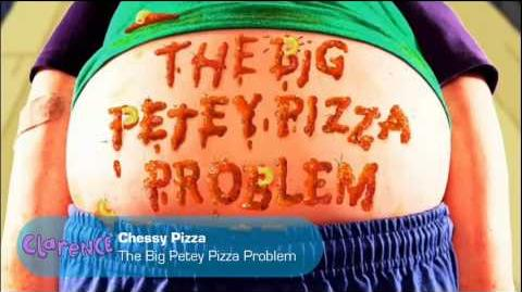 Clarence - Chessy Pizza