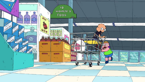 Clarence episode - Lost in the Supermarket - 04