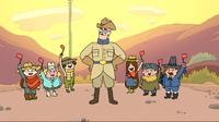 Rough Riders Elementary episode - Numero 32