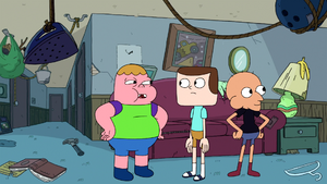 Clarence - Man of the House episode - 082