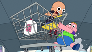 Clarence episode - Lost in the Supermarket - 018
