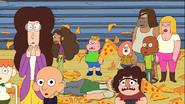 Clarence episodio - Pizza héroe - 0114