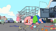 Clarence episode - Just Wait in the Car - 0111