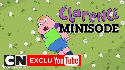 Le toucher de Belson Minisode Clarence (en francés)