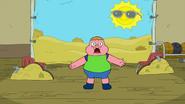 Clarence episodio - Bucky y el búho - 058
