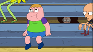 Clarence episodio - Pizza héroe - 089
