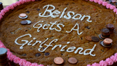 Belson Gets a Girlfriend Card