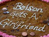Belson tiene novia