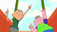 Clarence episode - Dare Day - 023