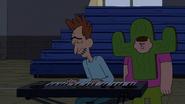 Clarence episodio - Bucky y el búho - 062