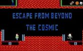 Escape From Beyond The Cosmic Card