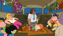 Clarence episode - Chadsgiving - 0115