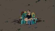 Clarence episodio - Zoquete y McDecerebrado - 03