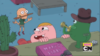 Clarence episode - The Trade - 09