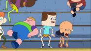 Clarence episodio - Pizza héroe - 05