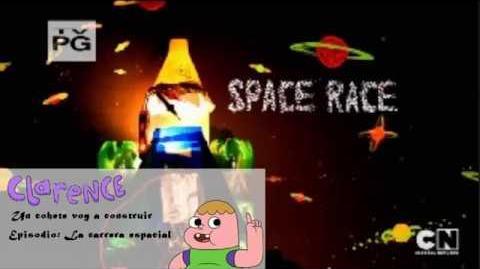 Canciones de Clarence - Un cohete voy a construir