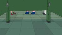 Clarence episodio - La mochila de Belson - 073